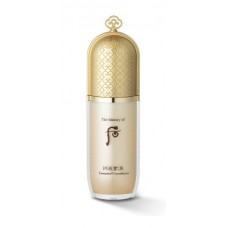 The history of whoo Essential Foundation No.1(SPF22,PA++)