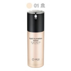 Ohui Fluid Foundation (Flawless) No.1