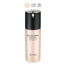 Ohui Fluid Foundation (Glow Finish) No.2